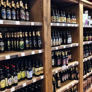 Bottled Beer Shop