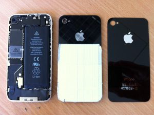 iPhone 4 Glass Replacement (Rear)