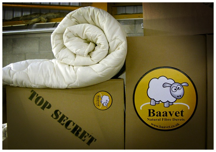 Baavet Natural Wool Duvets