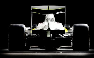 Photography for BrawnGP F1 Winners