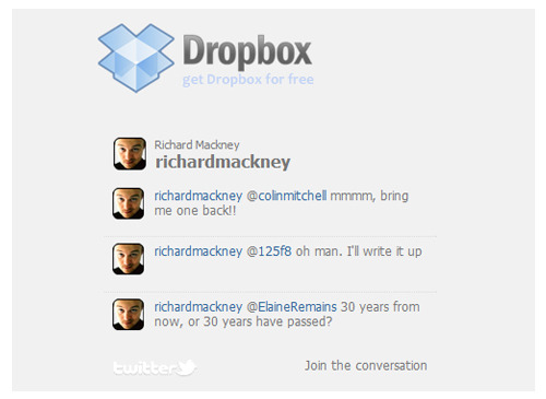 Add Twitter to Posterous using Dropbox