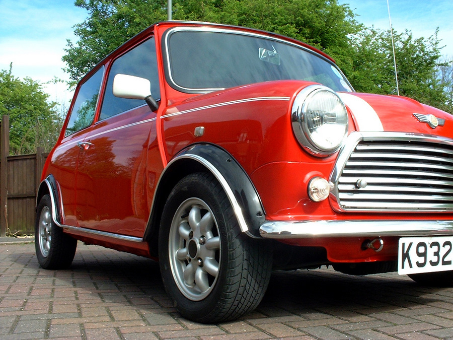British Classic Mini Cooper