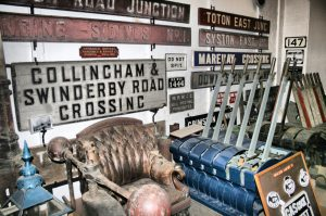 Backstage Pass tour at Derby Museums