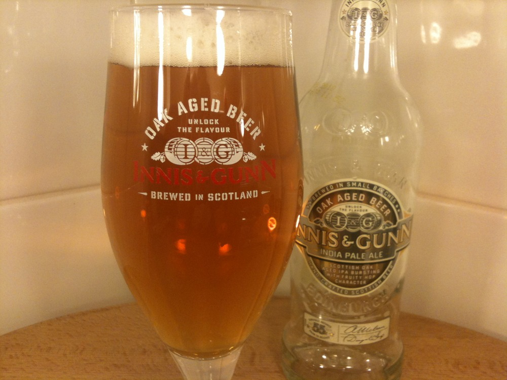 Innis and Gunn IPA Perfect Pour