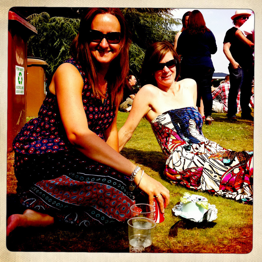 Thornbridge Hall Garden Party 2011