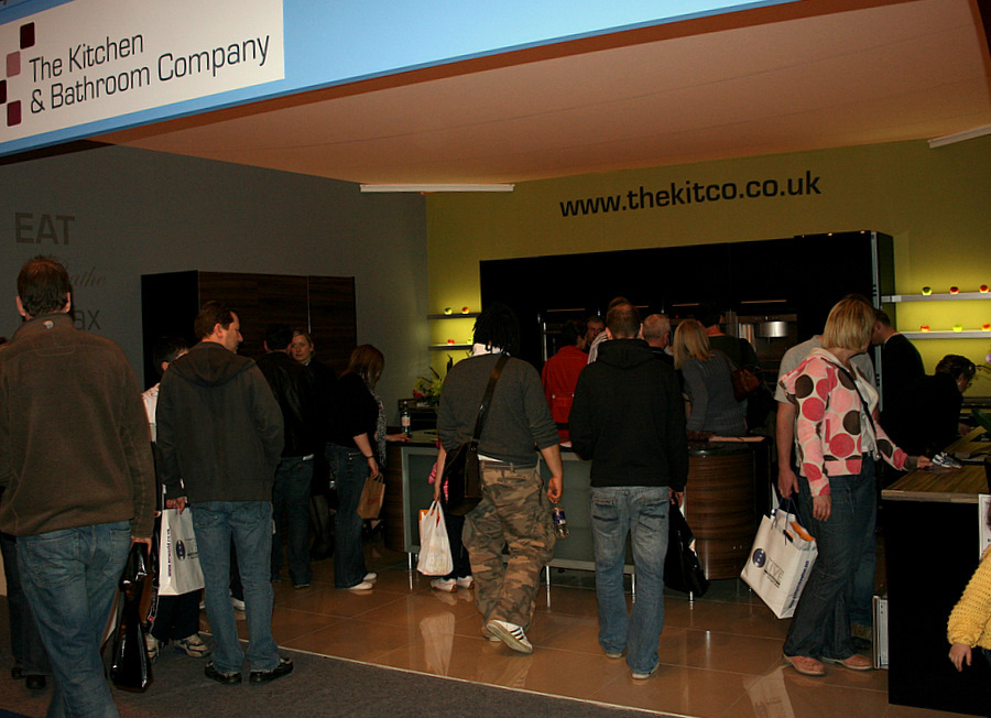 The Kit Co at The Gadget Show