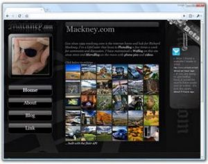 What happened to Mackney.com?