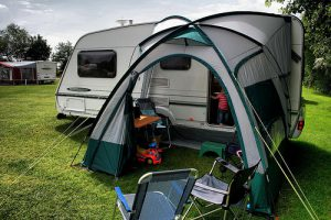 Hawthorn Farm Caravan Club Site