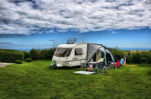 Hillhead Holiday Park Caravan Club Site