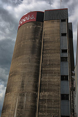 Coors Malting Tower
