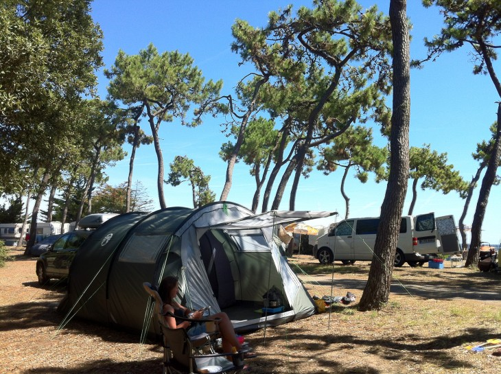 Camping at INDIGO NOIRMOUTIER