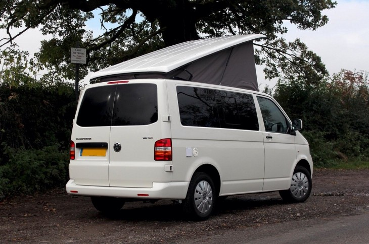 Meet The Bus Campervan