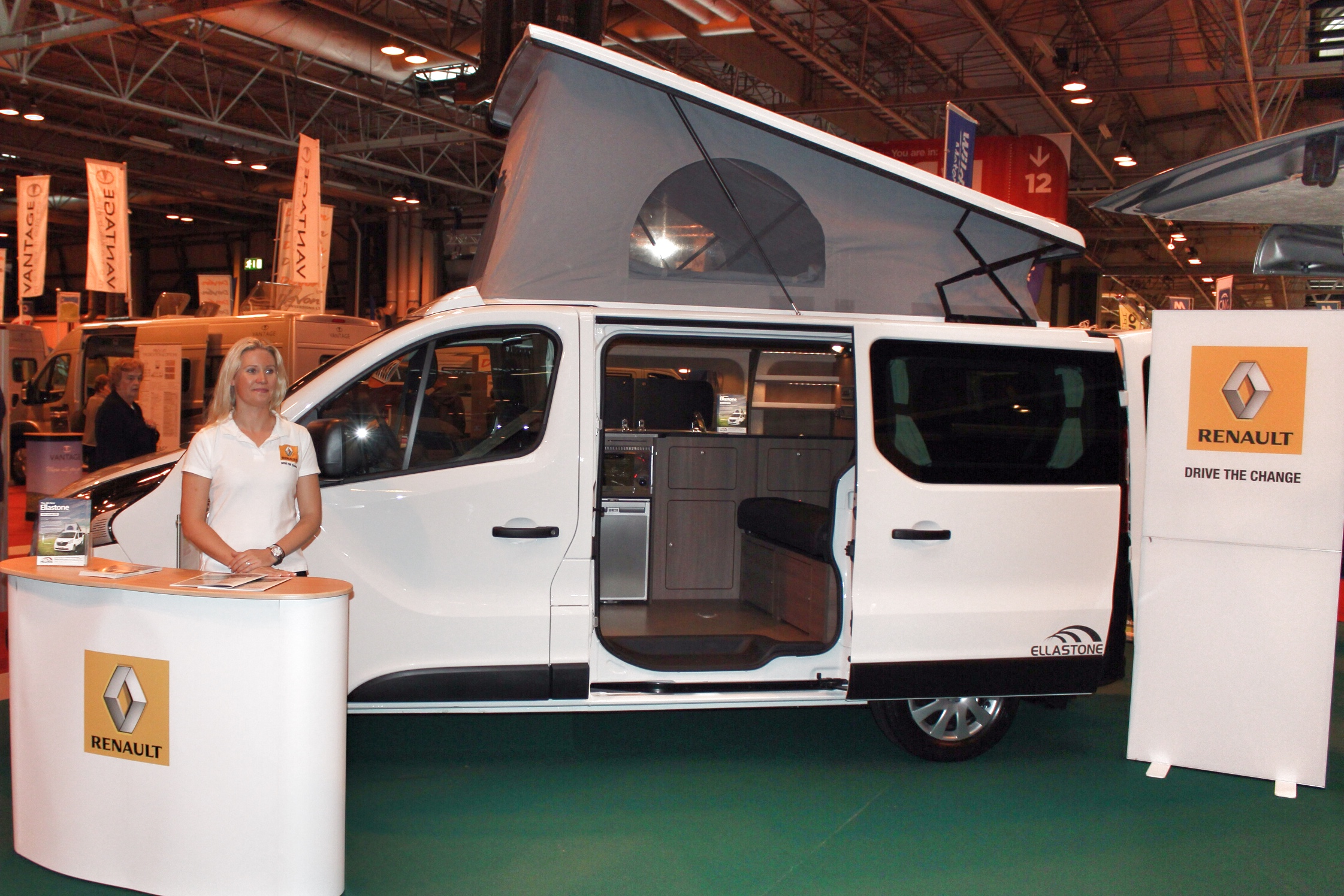 Motorhome and Caravan Show 2014