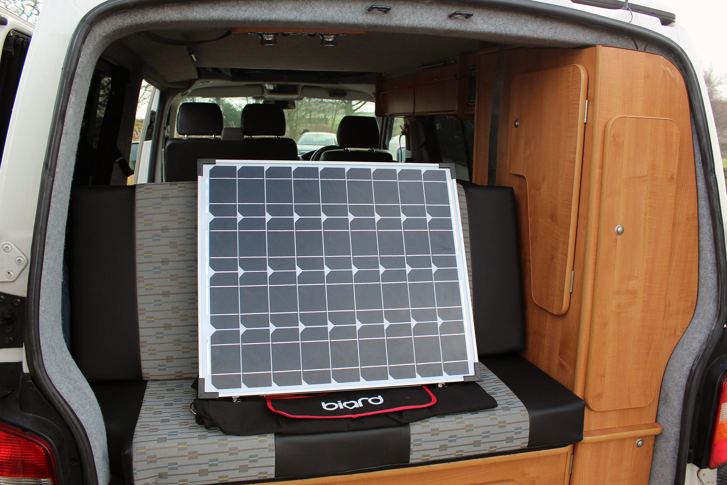 Portable Folding Solar Panel Volkscamper