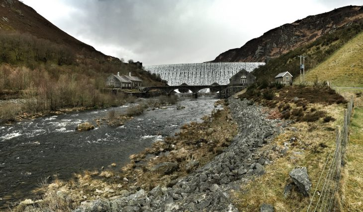 Caban Coch - Rhayader - Elan Valley