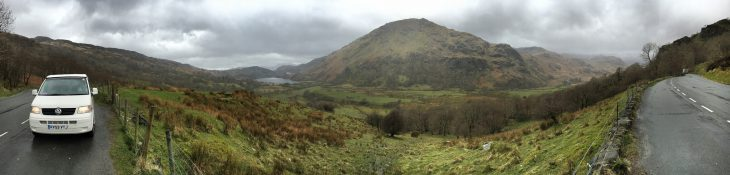 The Roads of Snowdonia North Wales