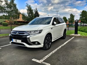 Mitsubishi Outlander PHEV Electric Plug in