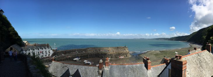 Clovelly Panoramic