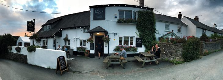 The Rock Inn Georgeham