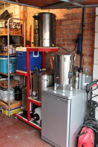 Garage Brewery Kit
