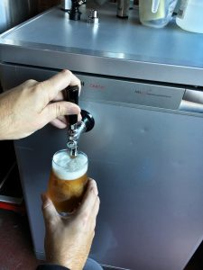 kegerator-with-tap